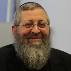 Rabbi Tzvi Yoffe